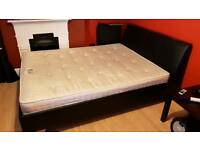 Dreams King Size bed and matress