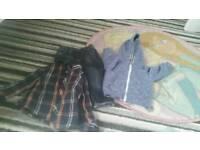 bundle of baby boy mix clothes 6-9 month