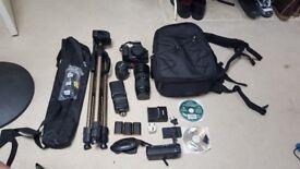 Canon 60d Kit Good deal Bundle