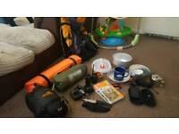 Camping/bushcraft bundle