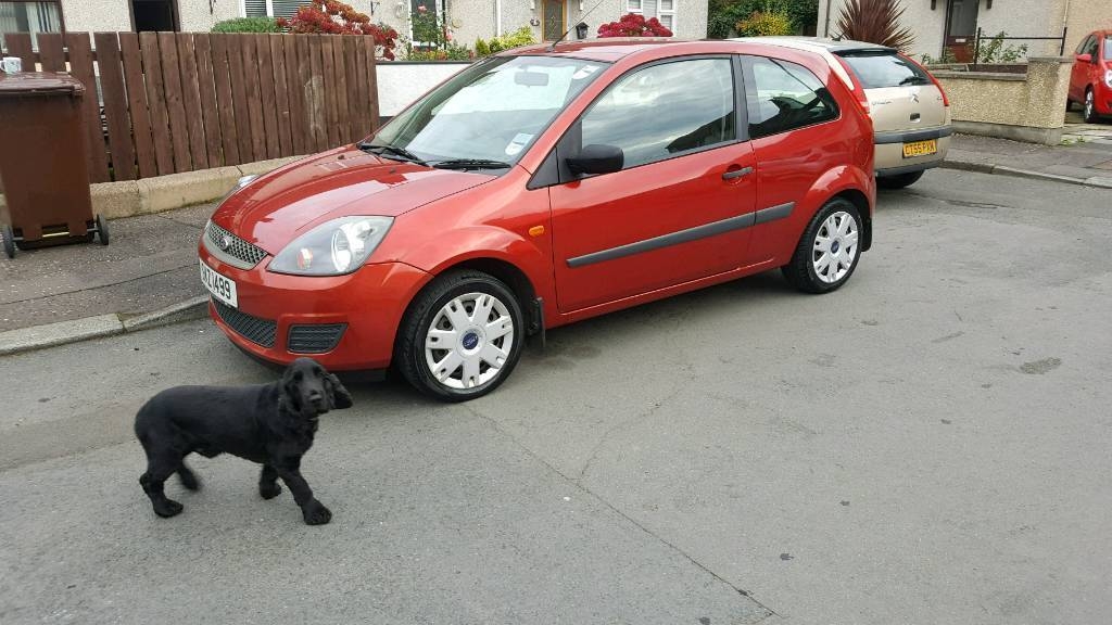 ford fiesta not polo clio focus up