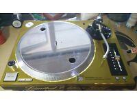 Technics SL-1200 SL-1210 MK2,3,4,5 Professional Powder-Coating