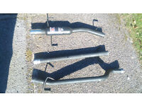 mk4 Astra Hatchback sports exhaust system