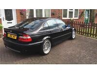 BMW e46 330ci (auto)