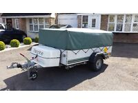 Pennine aztec trailer tent 4berth electrics included. Great condition must be seen. £950.00 ono