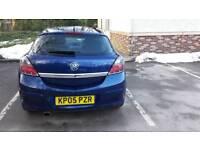 Vauxhall Astra 1.9 sri sport 3 door hatch back