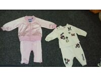 adidas tracksuit & minnie mouse