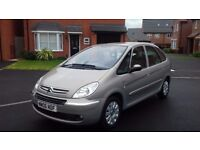 2006 Citroen Xsara Picasso exclusive automatic