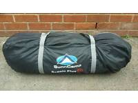 Suncamp scenic plus fr!in used condition can deliver or post!
