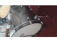 Full Mapex Horizon Drumkit
