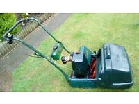 ATCO COMMODORE 17 SELF PROPELLED MOWER