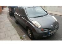 Nissan Micra 1.2 16v SVE 3dr LONG MOT TILL 01/2018,START DRIVE WELL, 2 keys,ONE OWNER, HPI CLEAR