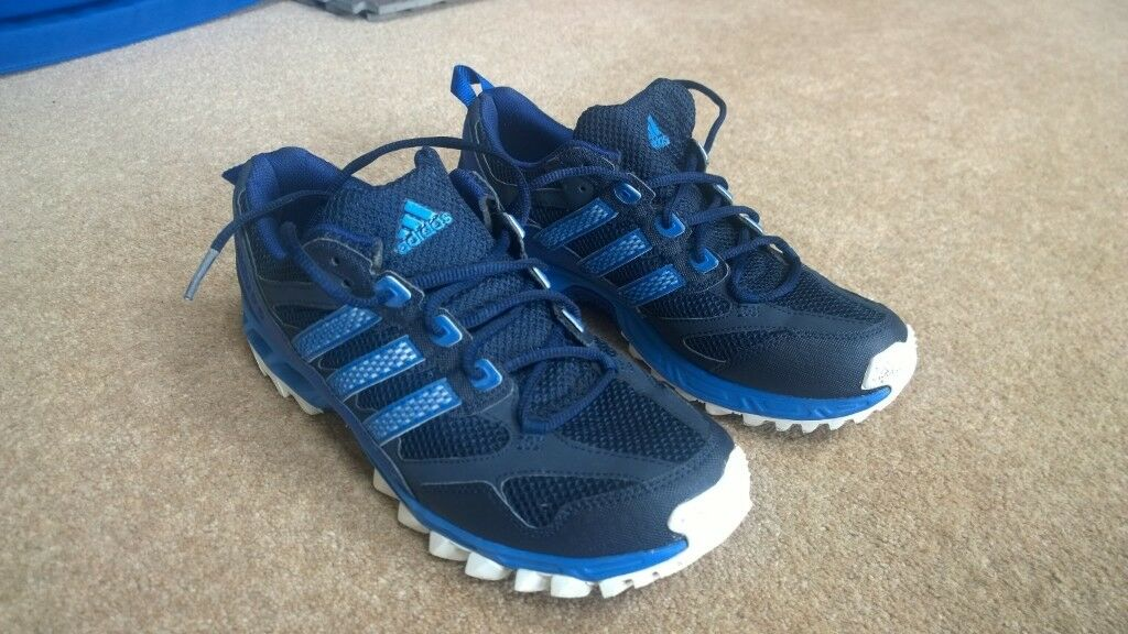 Adidas Kanadia TR 5 Men's Trail Running Shoes Trainers Size 9 Euro 43 | in Coventry, West Midlands | Gumtree