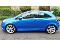 2009 VAUXHALL CORSA VXR TURBO ONLY 56,000 MILES STUNNING & RARE EXAMPLE