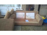 **UPHOLSTERY PROJECT** Marks & Spencer Sofa Frame for **UPHOLSTERY PROJECT**