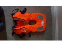 Helly hansen baby safe life jacket 5-15kg