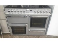 Duel fuel range cooker excellent condition and working order £250