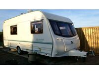 Coachman 2001 4 berth, 520 length