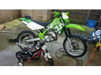 Oset 12.5 trials bike electric