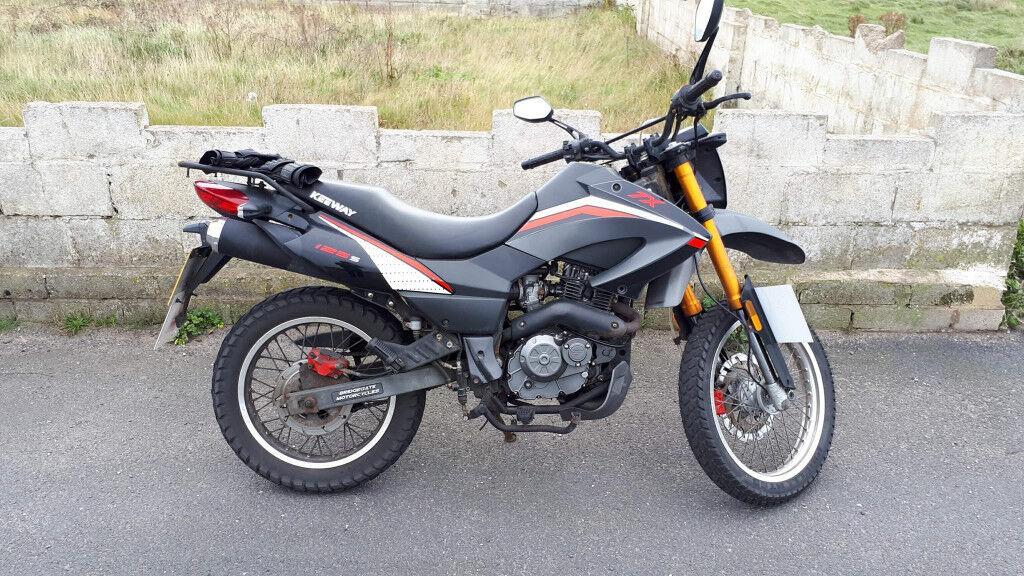2014 Keeway TX125 for sale - £1150