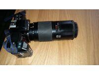 Minolta 7000 film camera