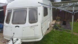 Van royce caravan