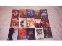 Dvds bundle just over 100 in all