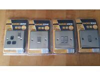 Single Socket & Switches