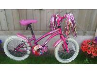 "Apollo Popstar 16"" Girl's Bike."