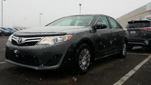 2014 Toyota Camry LE Automatic
