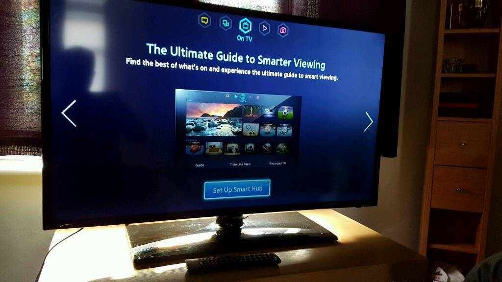 Tv smart Samsung 40 inch | in Swindon, Wiltshire | Gumtree