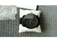 Diesel big face dial watch
