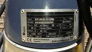 Grundfos Pump Kingswood Mitcham Area Preview