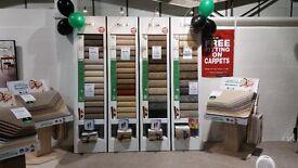 Flooring Republic MerryHill - Carpets from £6.99m2