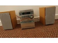 Kenwood Stereo MD, CD, Cassette