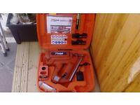 paslode im350 nail gun 1st fix, refurbished,