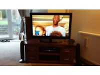 Samsung 40 inch LCD TV & Digital Home Cinema System