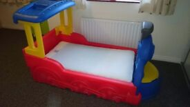 Little Tikes Sleepytime Express Toddler Bed