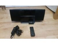 Pioneer X-SMC3-K Network Micro Audio System USB Internet Radio Ipod Dock
