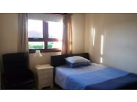 Furnished double room to rent 375/m