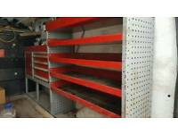 Bott Van Racking shelving