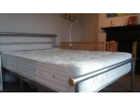 Extra firm Dreams orthopaedic mattress queen size