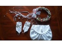 First holy communion accessories