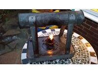 Paraffin Heater. Twin burner . Good working order