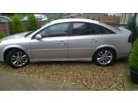 2008 Vauxhall vectra sri ctdi fsh