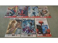 Marvel The Amazing Spider-Man 2014: Including Silk first ever character appearance! All new comics