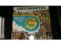 GREENSLEEVES AND DENNIS BROWN