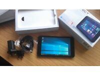 """7"""" Tablet Windows 10 - Quad Core 32gb - KODI TV Movies Sports **BOXED LIKE NEW** DELIVERY"""