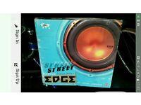 "Brand new Edge ED515 15"" 1050Watt subwoofer/ sub"