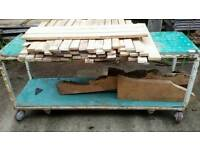 Metal workbench